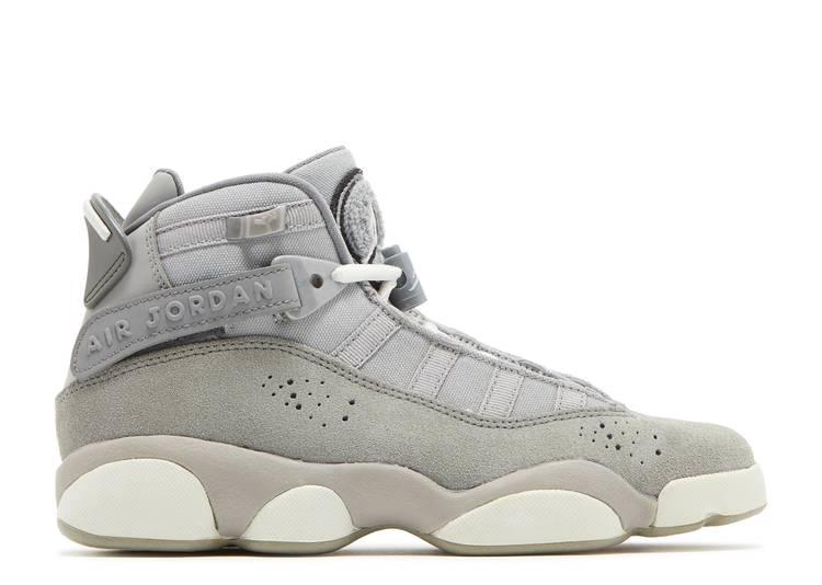 Jordan 6 Rings GS 'Cool Grey'