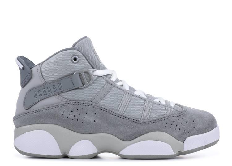 Jordan 6 Rings PS 'Matte Silver'