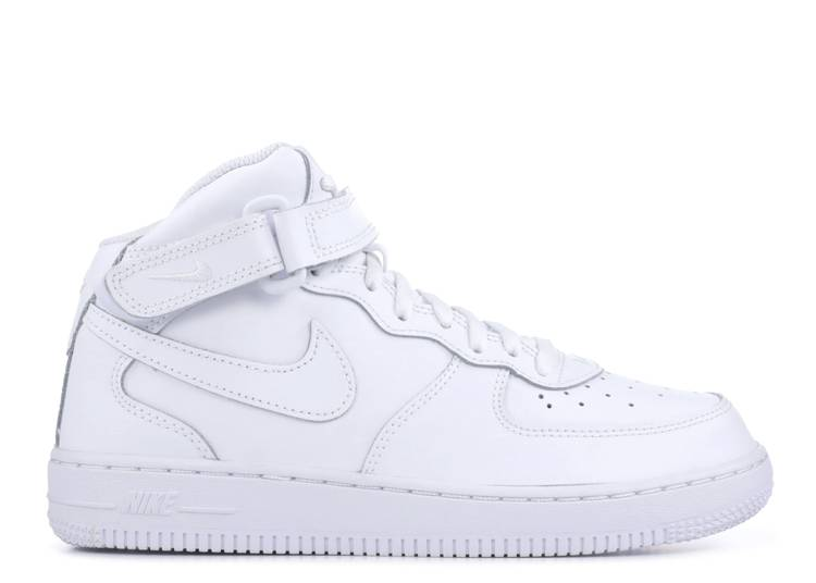 """Air Force 1 Mid PS """"White"""""""