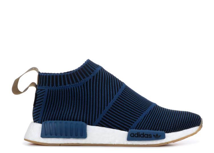 Sneakersnstuff x NMD_CS1 Primeknit Gore-Tex 'Blue Night'
