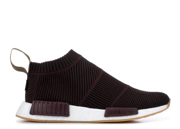 Sneakersnstuff x NMD_CS1 Primeknit Gore-Tex 'Burgundy'