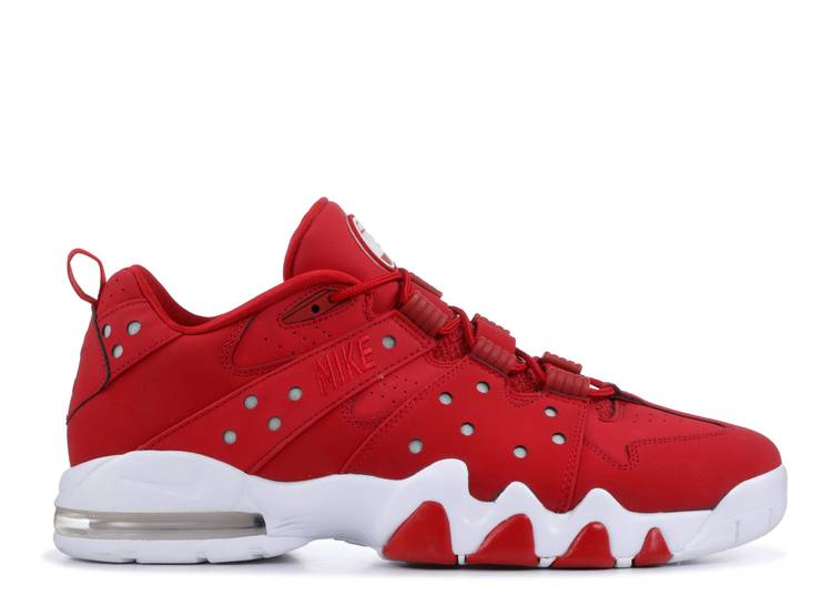 "nike air max cb 94 low ""Gym Red"""