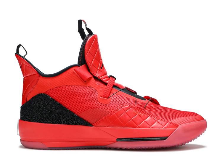 Air Jordan 33 'University Red'