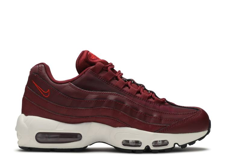 Wmns Air Max 95 'Team Red'