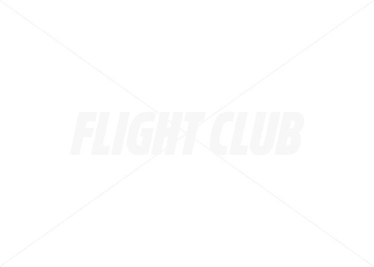Golden Goose Distressed Slide High  'Navy Denim'