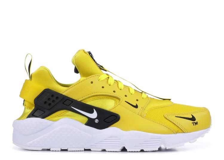 """Nike Air Huarache Run PRM ZIP  """"Bright Citron"""""""