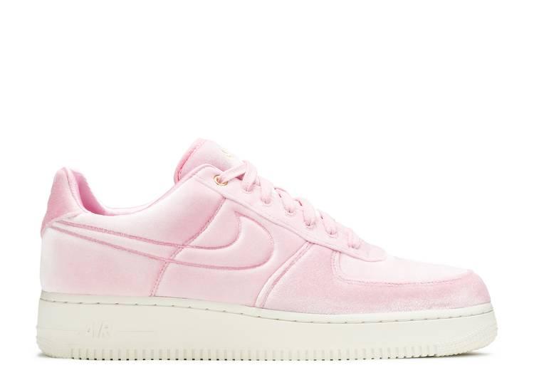 Air Force 1 Low '07 Premium 'Pink Velour'