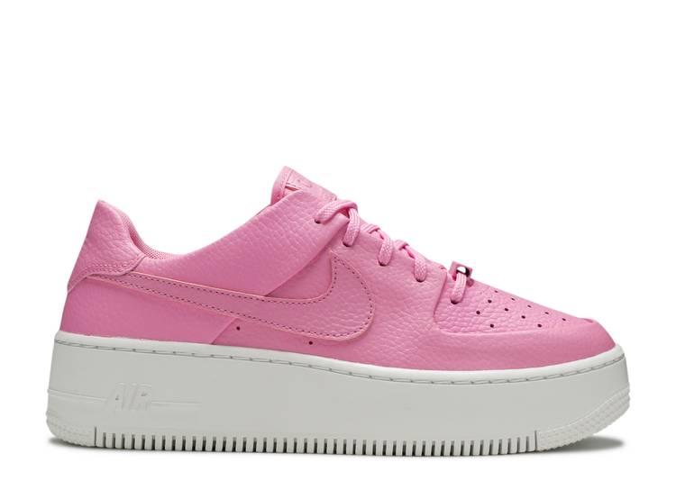 nike air force 1 sage low rosa