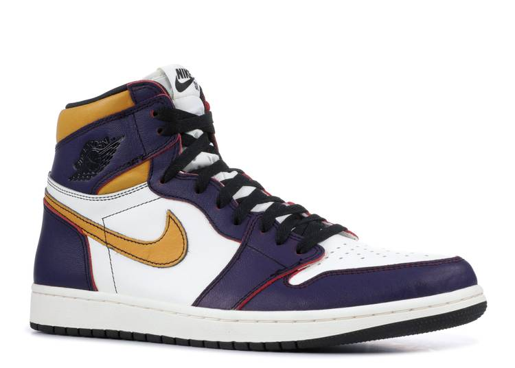 air jordan 1 la to chicago