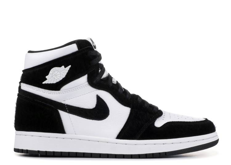"wmns air jordan 1 retro high og ""Twist, Pony"""