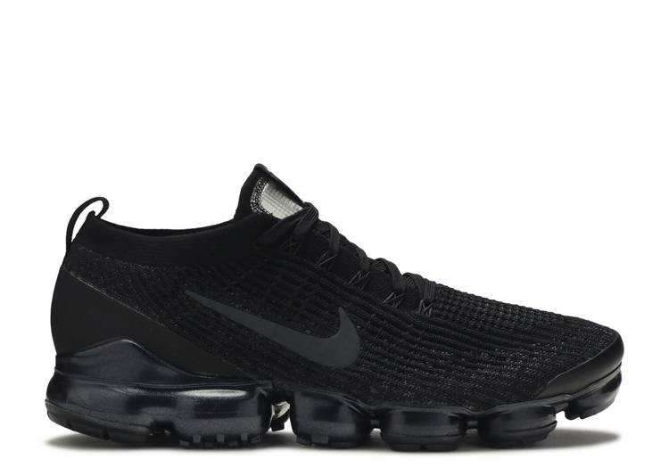 Air VaporMax Flyknit 3 'Triple Black'