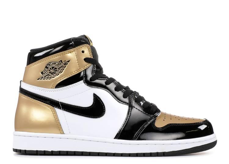 Air Jordan 1 Retro High OG NRG 'Gold Top 3'