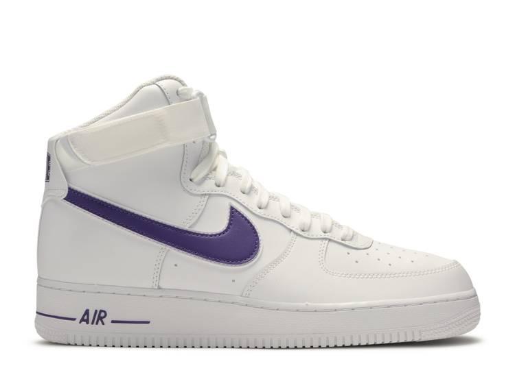 "Air Force 1 High '07 'Court Purple' ""07 Court Purple"""