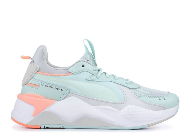 Wmns RS-X Tracks 'Fair Aqua'