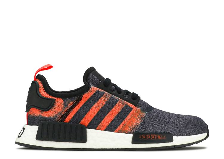 NMD_R1 'Stencil Pack - Solar Red'