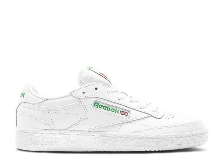 Club C 85 'White Green'