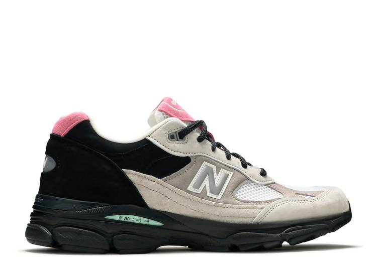 991.9 Made In UK 'Grey Pink'