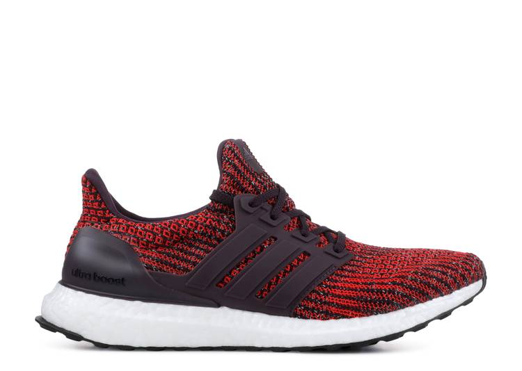 UltraBoost 4.0 'Noble Red'