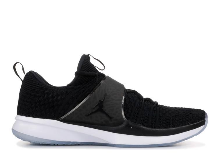 Jordan Trainer 2 Flyknit 'Black Ice'