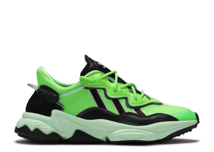 Ozweego 'Neon Green'