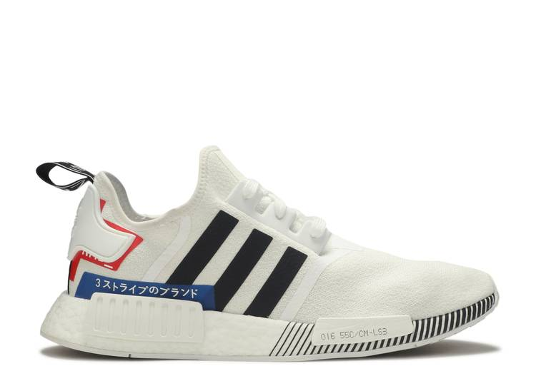 NMD_R1 'Japan White Colorblock'
