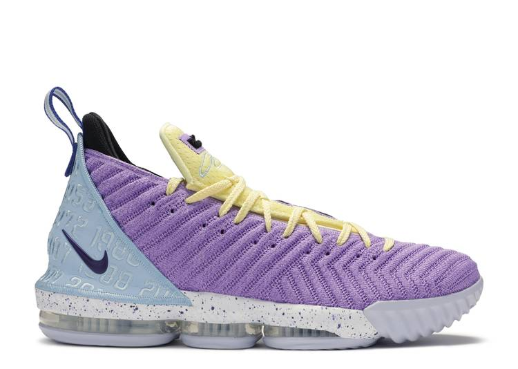 LeBron 16 'Lakers Heritage'