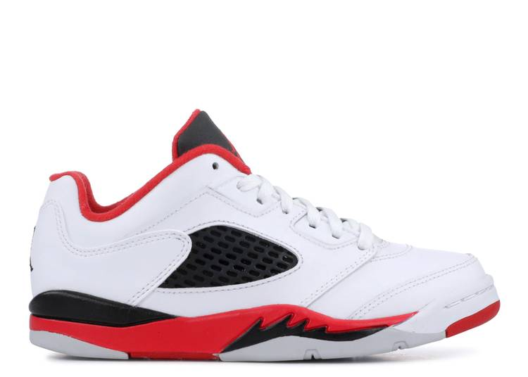 Air Jordan 5 Retro Low PS 'Fire Red'