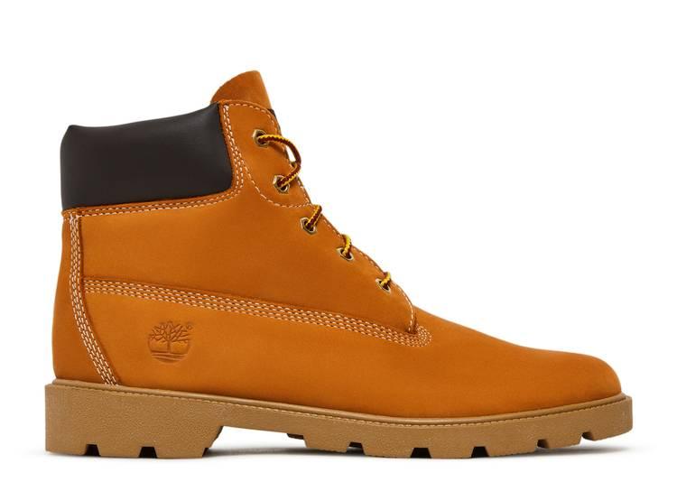 6 Inch Boot Junior 'Beige'
