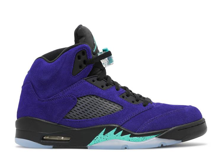 Air Jordan 5 Retro 'Alternate Grape'