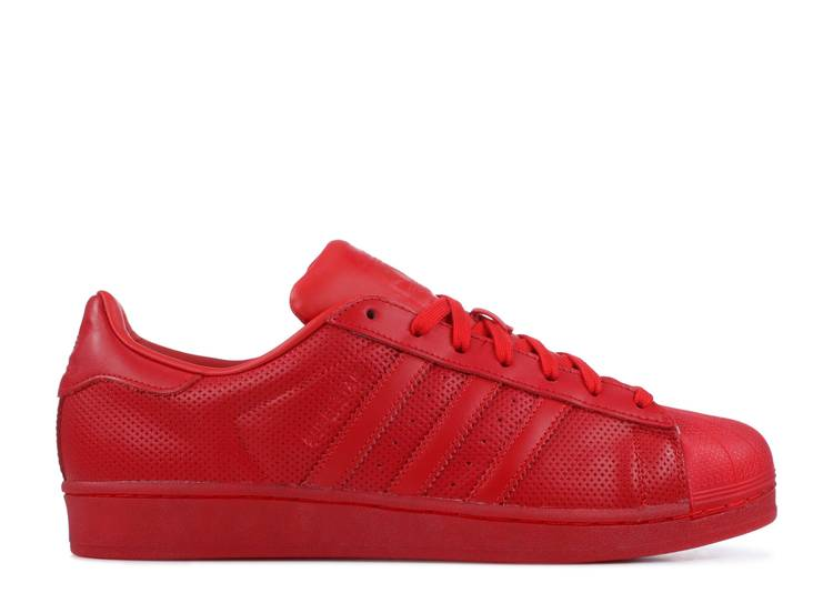 Superstar Adicolor 'Scarlet'