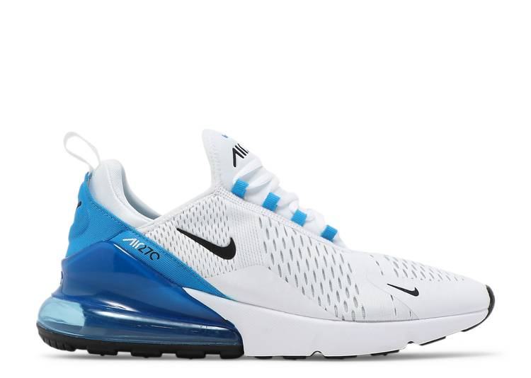 "Air Max 270 'White Photo Blue' ""White Photo Blue"""
