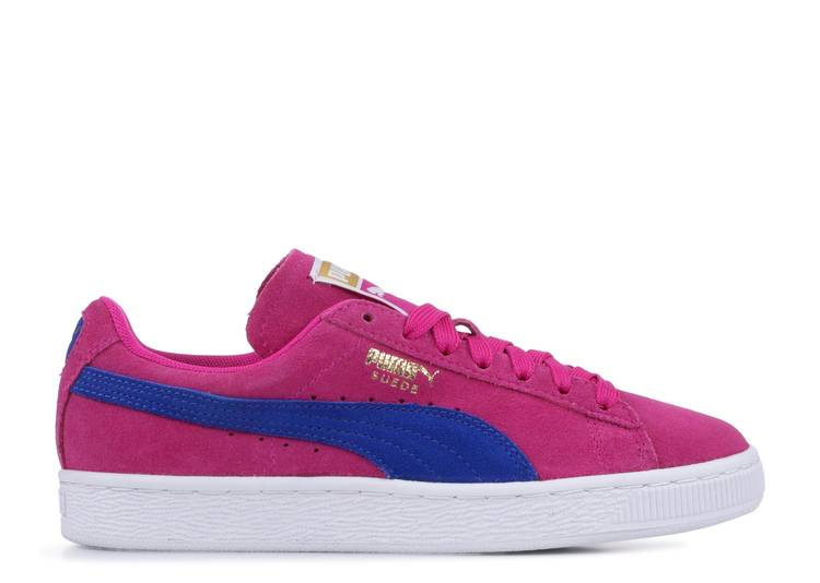 Wmns Suede Classic 'Ultra Magenta'