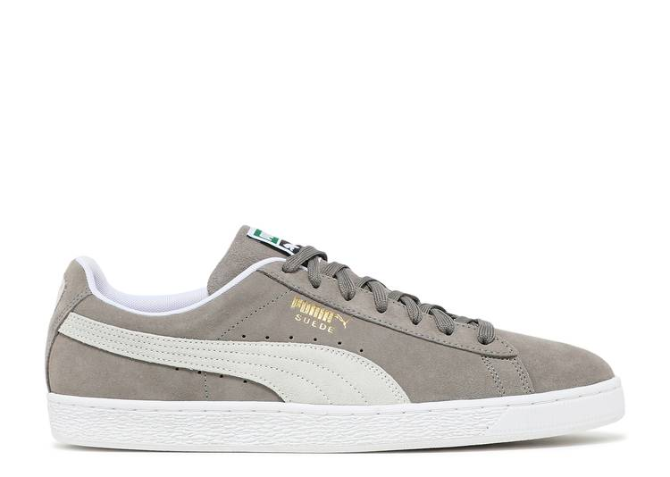 Suede Classic+ 'Steeple Gray'