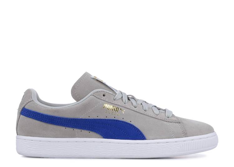 Wmns Suede Classic 'Grey Blue'