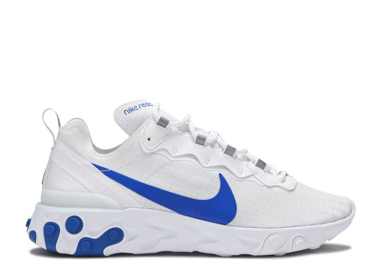 React Element 55 'White Game Royal'