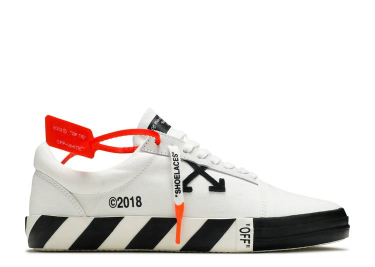 Off-White Wmns Vulc Low Top 'White'