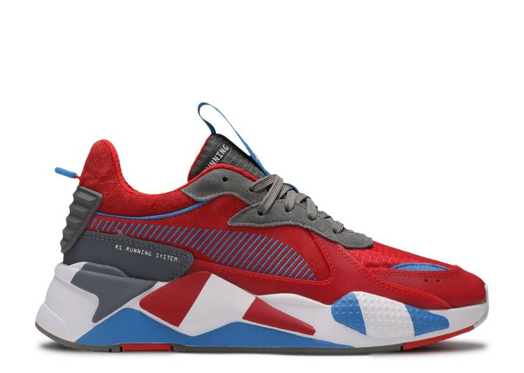 RS-X Retro 'Red Steel Gray' 'Red Steel Gray'