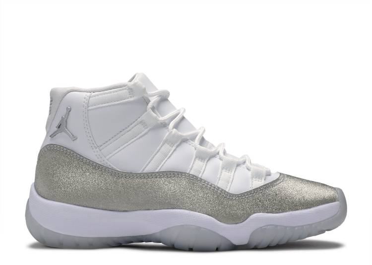 "Wmns Air Jordan 11 Retro ""Vast Grey"""
