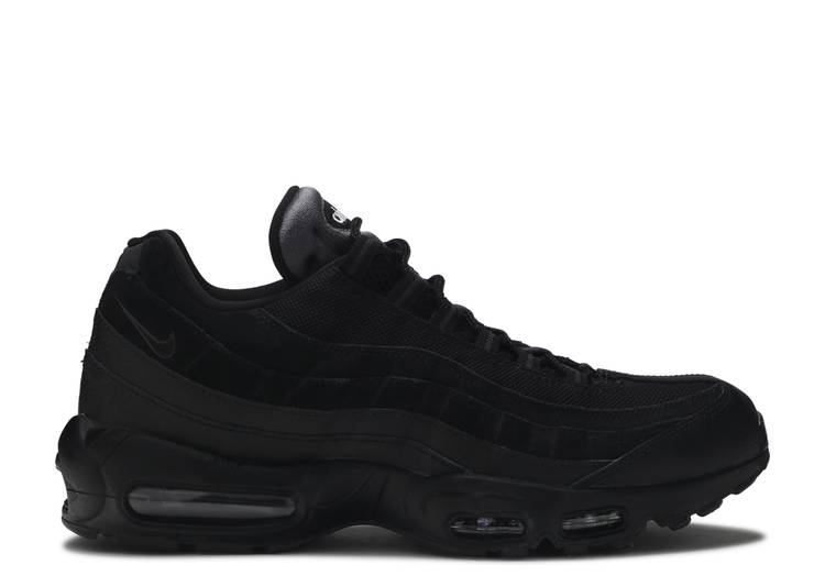 Air Max 95 Essential 'Triple Black'