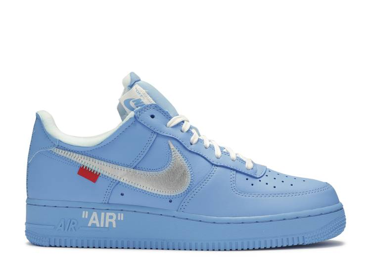 "air force 1 '07 virgil ""mca"""
