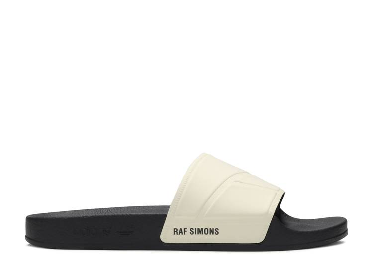 Raf Simons x Adilette Slides 'Bunny Cream'