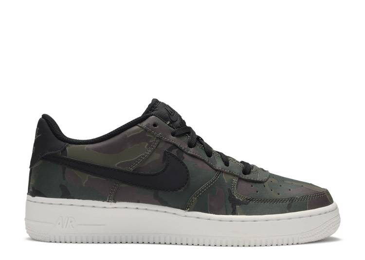 Air Force 1 LV8 GS 'Forest Camo'