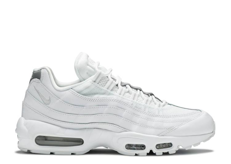 Air Max 95 Essential 'White Silver'
