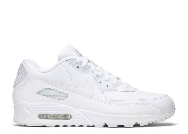 Air Max 90 'White Leather'