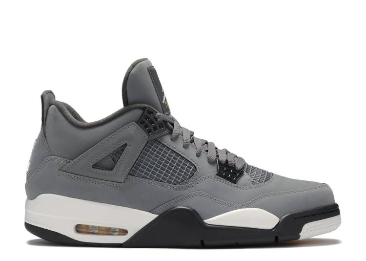 Air Jordan 4 Retro 'Cool Grey' 2019