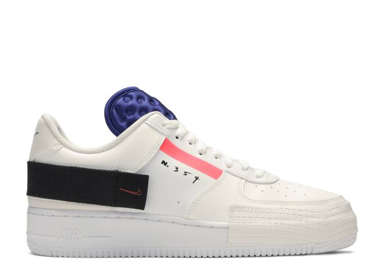 """Air Force 1 Low 'Drop Type' """"Summit White"""""""