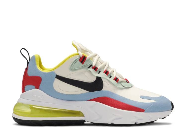 Wmns Air Max 270 React 'Bauhaus'