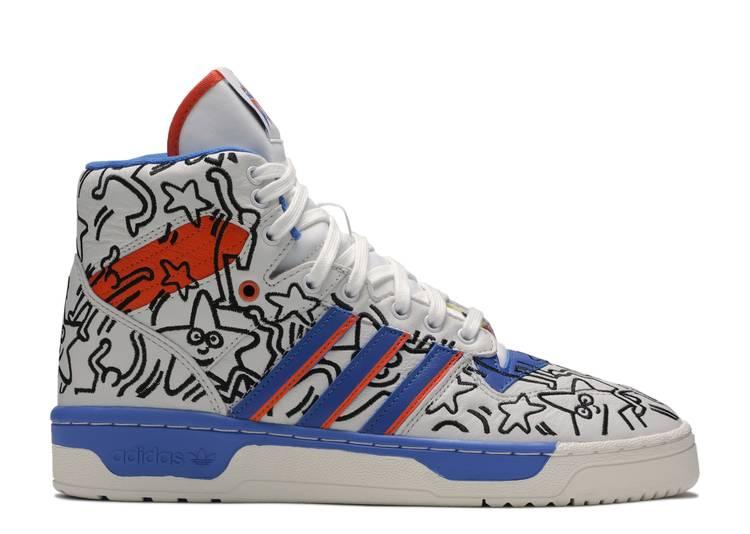 Keith Haring x Rivalry High 'Pop Art'