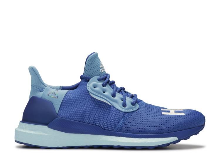 Pharrell x Solar Hu Glide 'Power Blue'