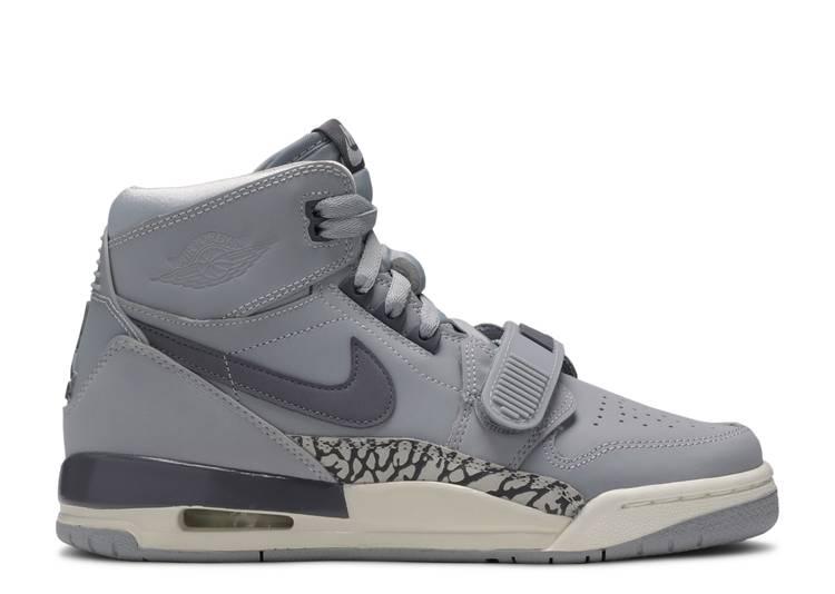 """Jordan Legacy 312 GS 'Wolf Grey' """"Wolf Grey"""""""